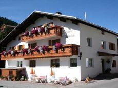 Arnika, Pension Lech am Arlberg
