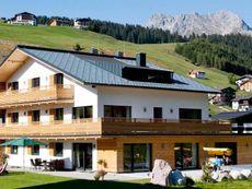 Tannberg, Das Lech am Arlberg