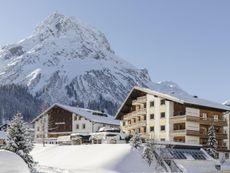 Austria, Hotel Lech am Arlberg