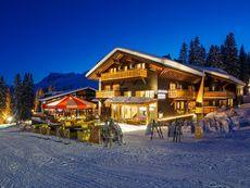 Petersboden, Hotel Lech am Arlberg