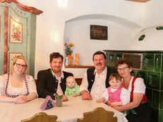 Bauernhof Rothenhof - Familie Laiminger