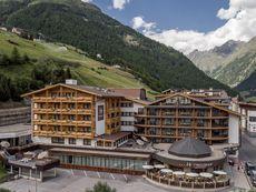 Hotel Tyrolerhof Sölden