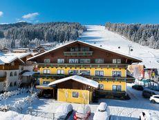 B&B Hotel Die Bergquelle Flachau
