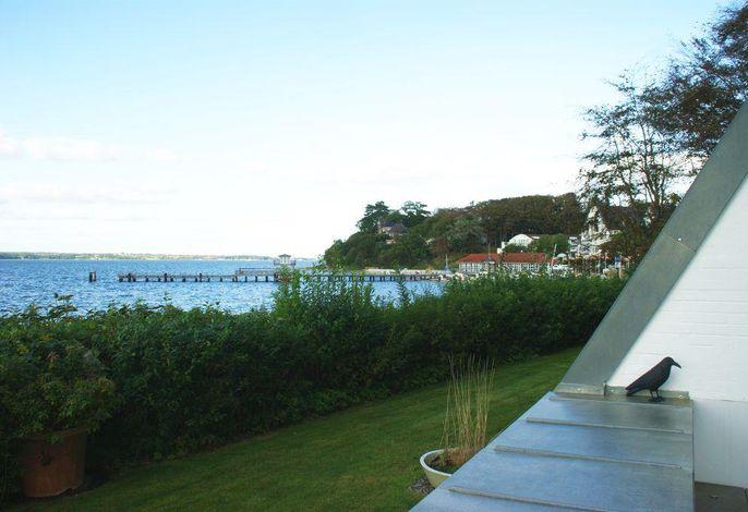 Ferienwohnung Meerblick in Sandwig