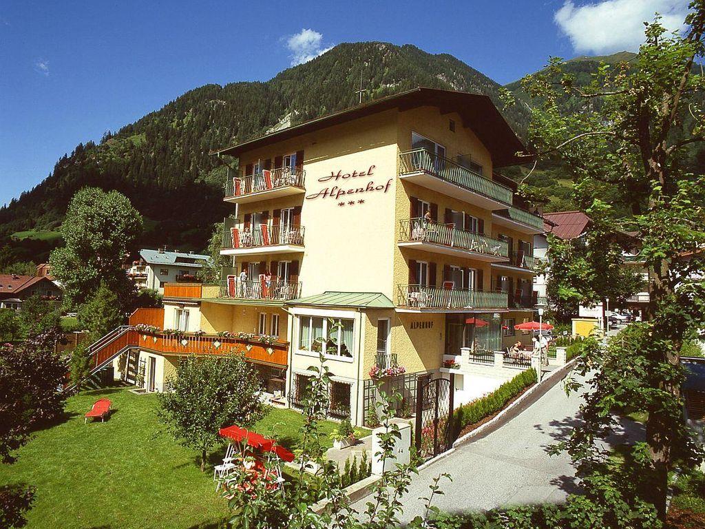 Alpenhof, Kur- Sporthotel
