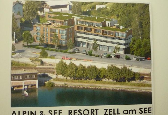 Lake View & Zell City Apartments