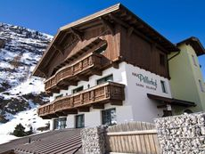 Appartement Pillerhof Obergurgl-Hochgurgl