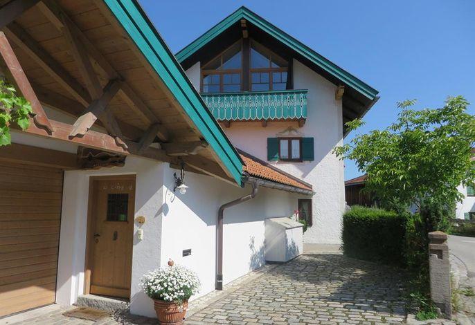 Ferienwohnung St. Anton - Meßmer Thomas u. Barbara