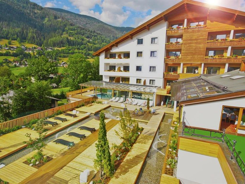 Hotel Nockresort Bad Kleinkirchheim