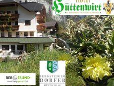 Hotel Hüttenwirt Hüttschlag