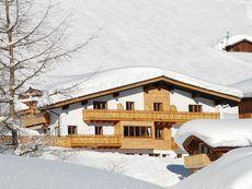 Martina, Pension Lech am Arlberg