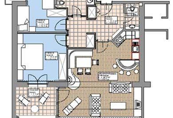 Aparthotel Tritscher