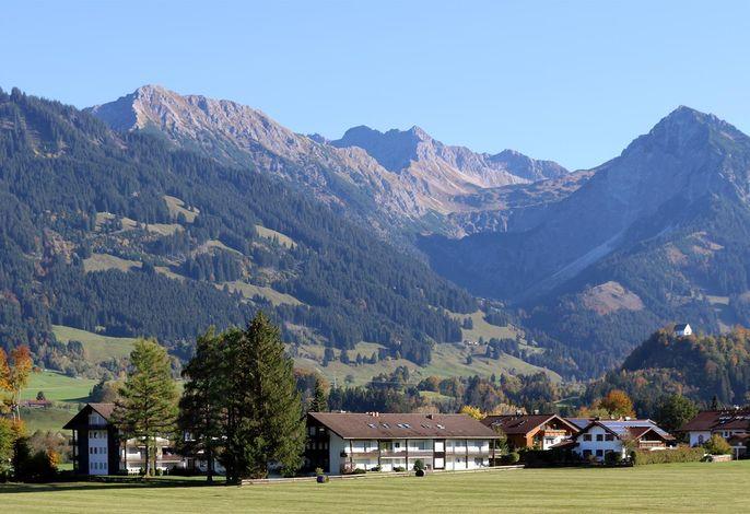 Alp-Oase Ferienwohnungen