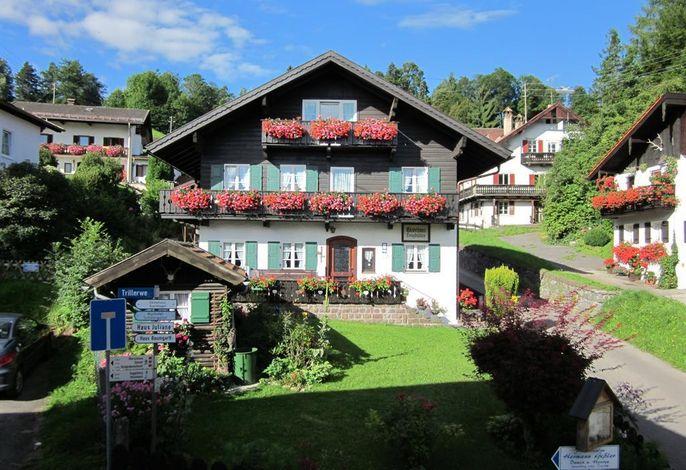 Haus Lengdobler - Bad Kohlgrub / Ammergauer Alpen
