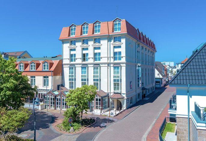 Inselhotel Vier Jahreszeiten - Norderney / Nordsee Inseln