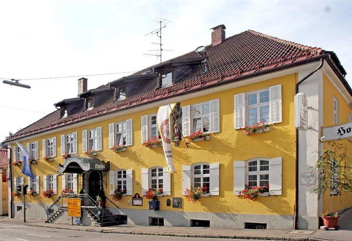 Post (3 Sterne Superior), Brauerei-Gasthof Hotel - Nesselwang / Ostallgäu