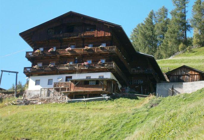 Bergbauernhof Ausserberglet
