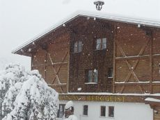 Pension Berggeist Sölden