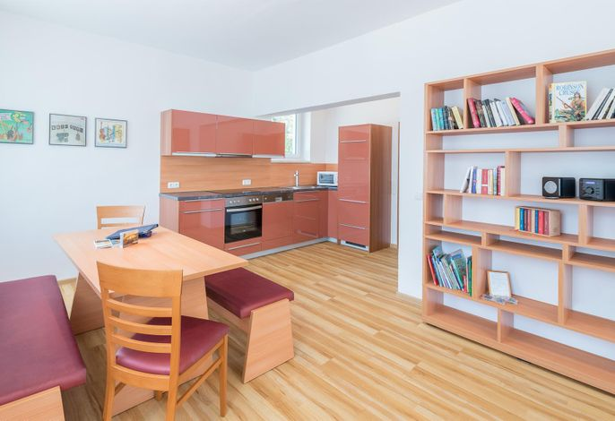 Apartmenthaus Nina