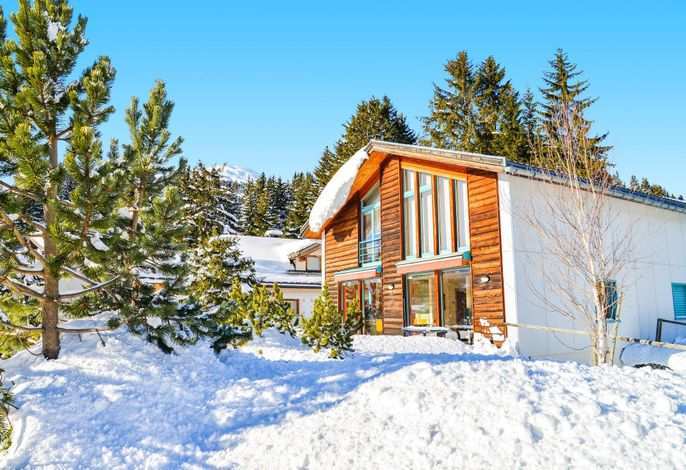 Golden Peaks Ferienhaus