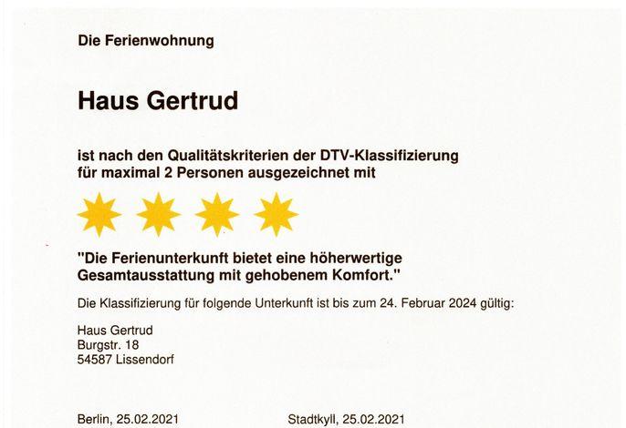 Ferienwohnung Gertrud Wieser