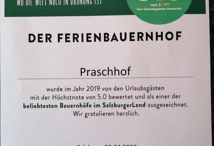 Ferienwohnungen Praschhof