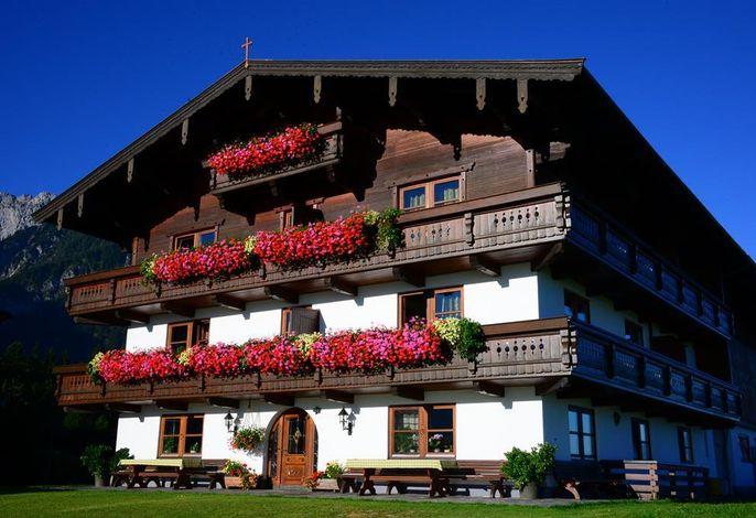 Hagerhof - Familie Fischbacher, Bauernhof