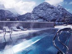 Rote Wand, Gasthof u. Hotel Lech am Arlberg