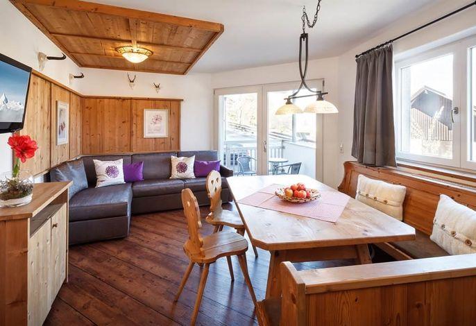 Margarethenstein, Appartement