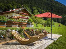 Am Ferienbauernhof SalzburgerLand - Salzkammergut Faistenau