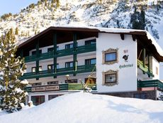 Alt Hubertus, Hotel-Pension