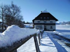 Bacher, Gästehaus