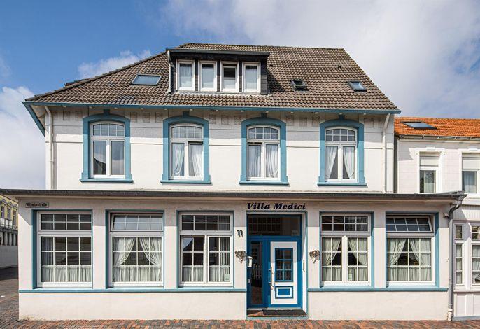 Villa Medici - Dünenrose - Norderney / Nordsee Inseln