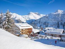 Ilga, Hotel Lech am Arlberg
