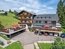 Der Berghof Mittelberg