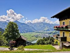 Holzegghof, Haus Zell am See