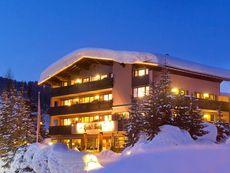 Lech Residenz Chesa Rosa, Hotel Lech am Arlberg