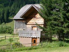 Ferienhaus Troadkasten Donnersbach