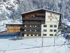 Berghof Schöpf Gries bei Längenfeld