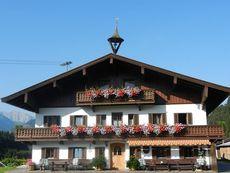 Bauernhof Riedlhof Kössen/Schwendt
