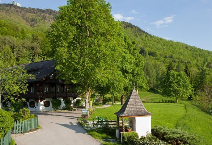 Die Gersberg Alm, Romantikhotel