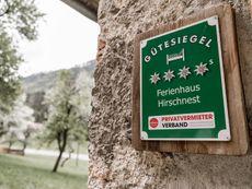 Ferienhaus HIRSCHNEST St. Pankraz