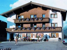 Almrösle, Pension Lech am Arlberg