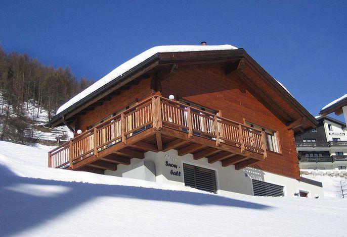Alpin-Snowball - Saas-Fee / Wallis