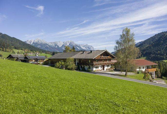 Bauernhof Hinterfirst - Familie Fuchs