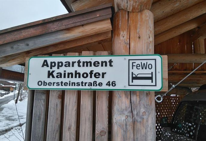 Appartement Kainhofer