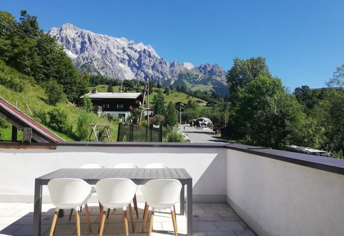 Mountain-View Appartement Hochkönig