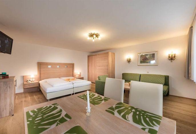 Aurora, Appartementhaus