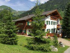 Bürstegg, Das Lech am Arlberg