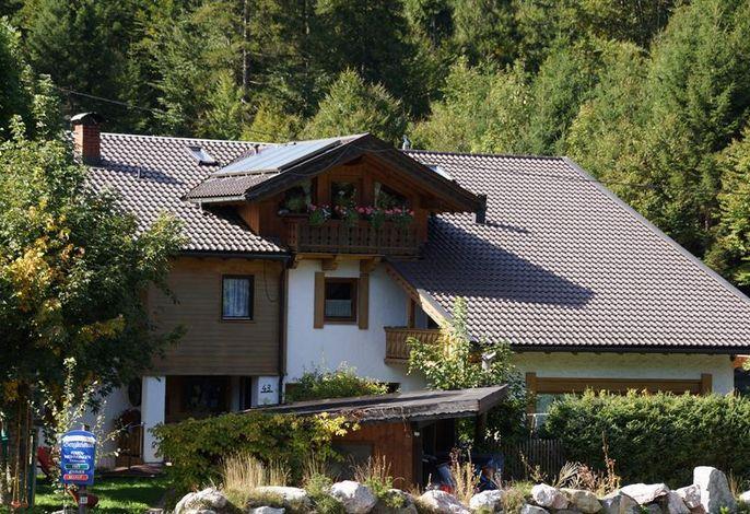Bergkristall, Gästehaus